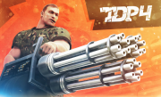 'TDP4: Проект Тьмы ' - 2D многопользовательский шутер в реальном времени с элементами MMORPG. В игре вас ожидает большой набор разнообразных оружий и карт.
