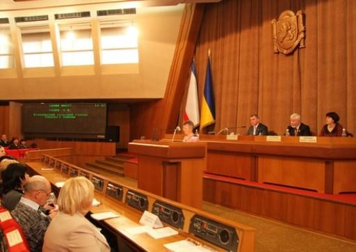 Парламент АРК запретил деятельность ВО «Свобода» в Крыму