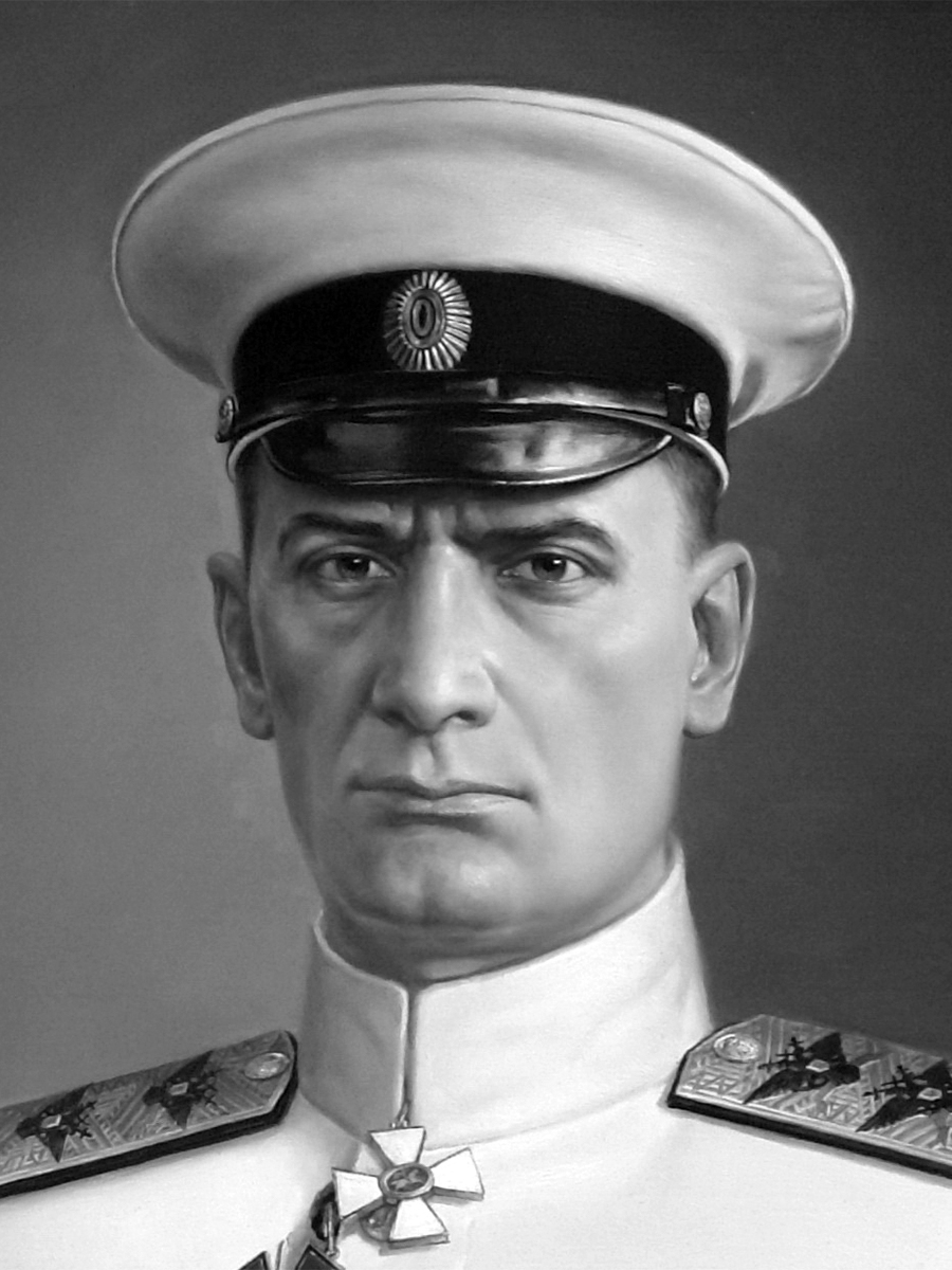 Биография адмирала Колчака